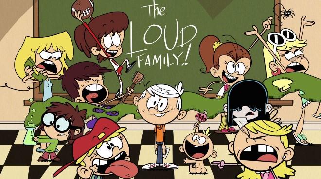 The Loud House Sisters: MC 'Toon Reviews: 'Toon Reviews 4: The Loud House Season 1