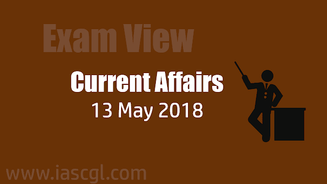 Current Affair 13 May 2018