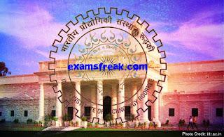 examsfreak.com/iit Roorkee