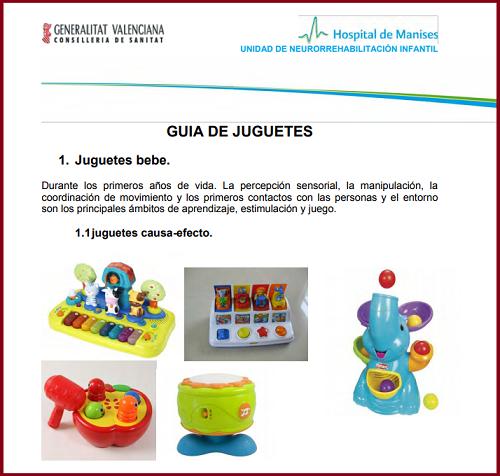 Guia De Juguetes Para Ninos Con Autismo Material En Pdf Gratis
