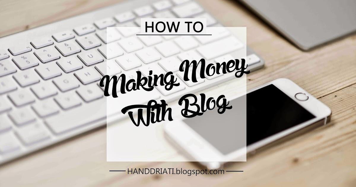 Bagaimana Cara Menghasilkan Uang Di Internet