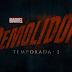 Netflix libera primeira parte do trailer da 2ª temporada de 'Demolidor'