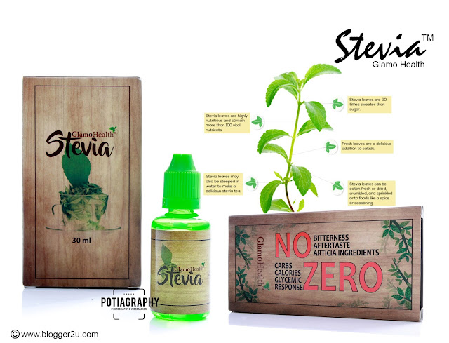 Kelebihan Stevia GlamoHealth Alternatif Gula