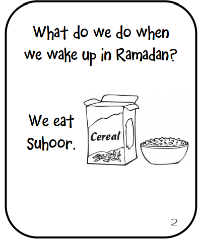 TJ Ramadan Coloring Book 11 Pages