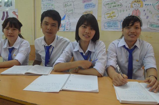 đồng phục lớp