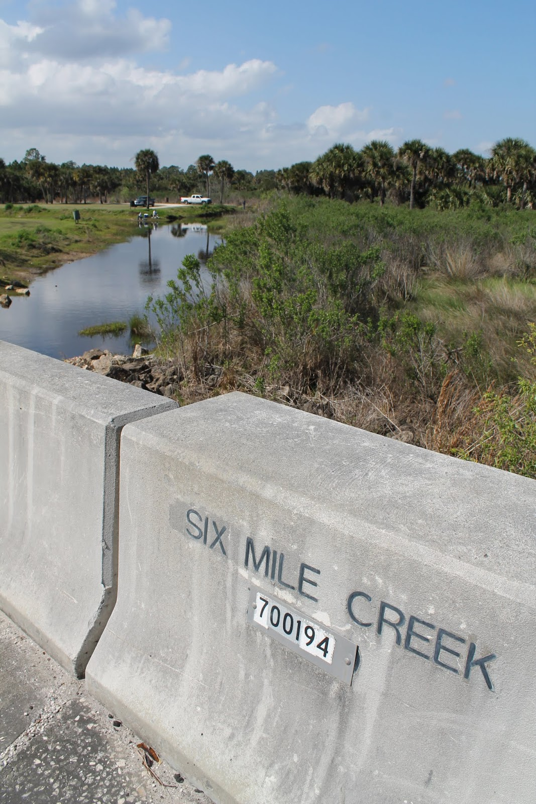Six Mile Creek