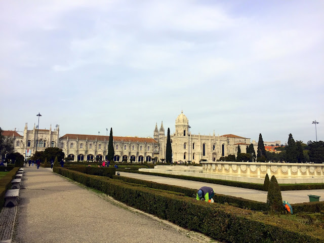 mosteiro jeronimos portugal