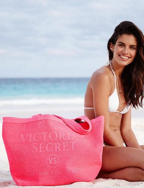 Hot girls Sara Sampaio sexy Victoria's Secrets model 6