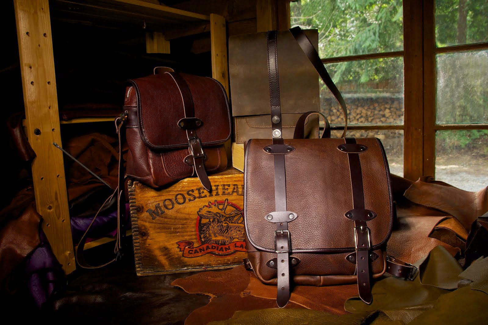 Stickman Leather Bags