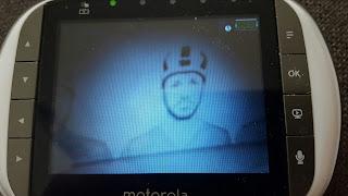 Daddyshortlegs Baby Monitor