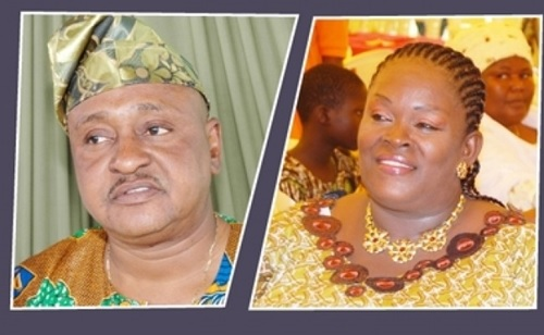 How Wife of Nollywood Actor, Henrietta Kosoko Died - Brother and Manager Reveals