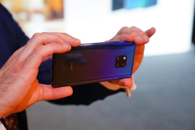 """هواوي تطلق اسطورة الهواتف الذكية """"HUAWEI Mate20 Series"""" في الشرق الأوسط وأفريقيا"""