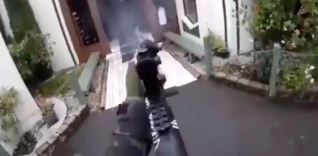 Ini Makna Tulisan di Senjata Teroris Penyerang Masjid Christchurch