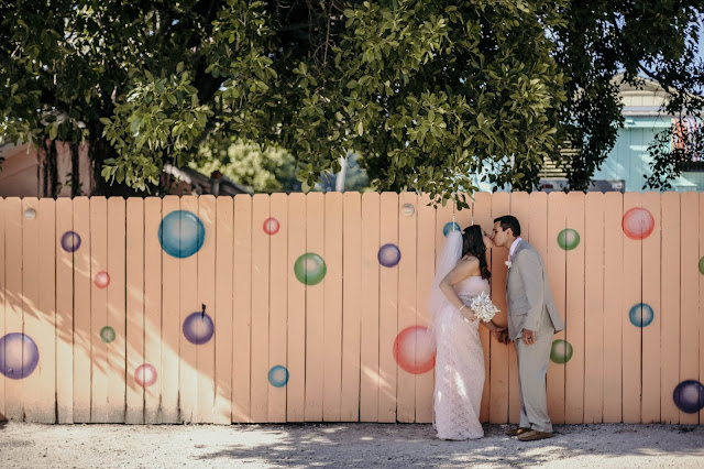 bubble room wedding captiva