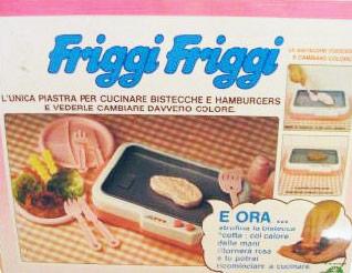 Te lo ricordi mica friggi friggi for Cucinare anni 70