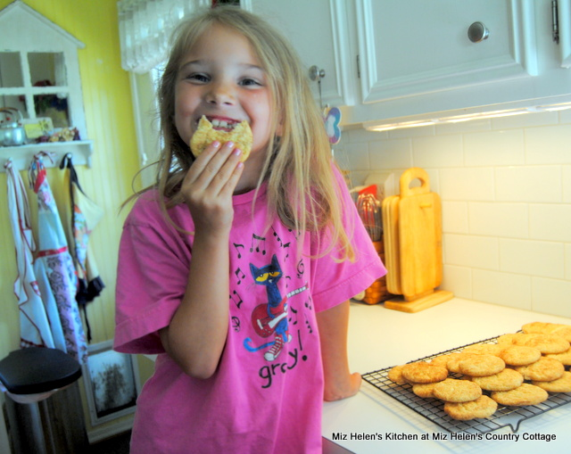 Ella's Cookies and Summer Fun