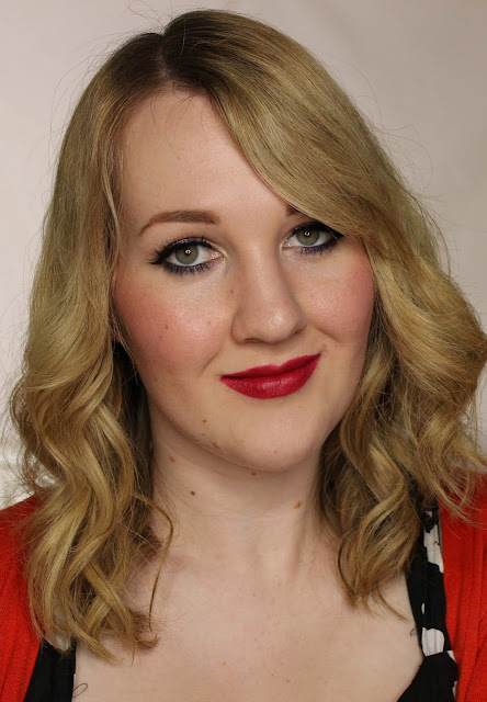 Tonymoly Kiss Lover Style Lipstick PK16 Glamour Burgundy - Swatches & Review