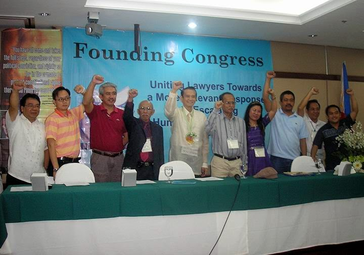 NUPL Founding Congress
