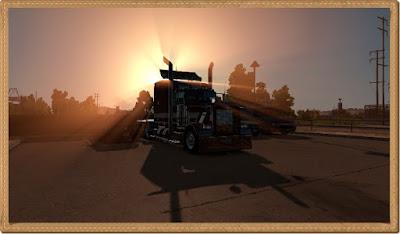 American Truck Simulator PC Games Gameplay