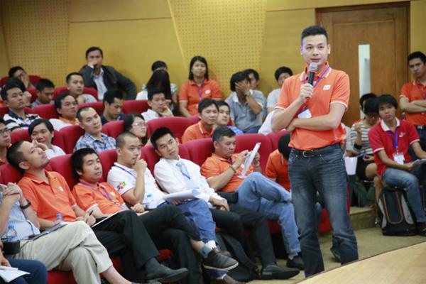 Tham Gia Ngày Công Nghệ Với Công Ty FPT Telecom
