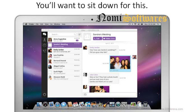 Viber for Mac Free Download