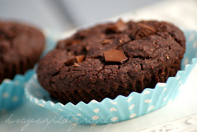 Low fat Chocolate Protein Brownies