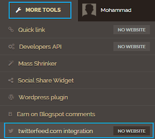 How to Make Money by Twitterfeed.com and Shorte.st Integration?