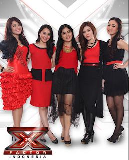 Yang Tereliminasi di x Factor Indonesia tadi malam 26 Juni 2015