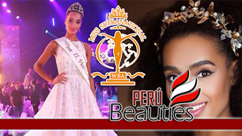 Miss Supranational Slovakia 2018