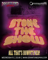 'stone the show' radio show on downtuned radio