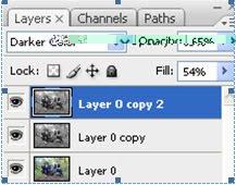 tutorial photoshop+blending mode+adobe photoshop cs3