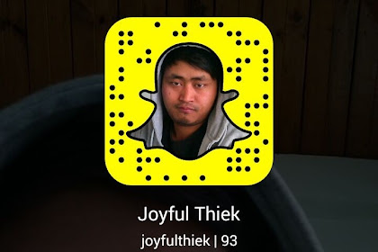 Cara Menambahkan Teman Pada Snapchat - Add Friend!
