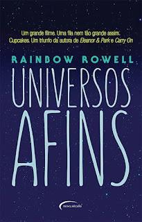 Universos Afins de Rainbow Rowell na Editora Novo Século