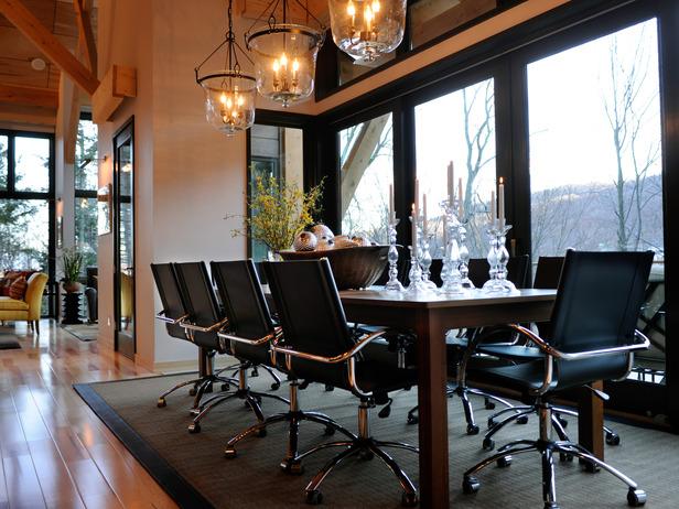 Unexpected Interiors Hgtv Dream Home 2011 In Vermont