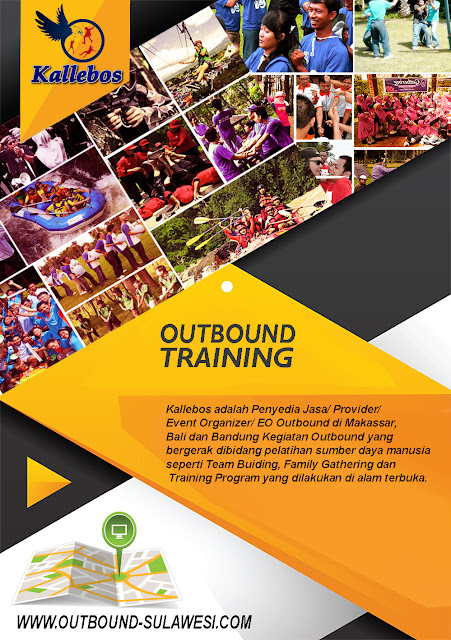 MANFAAT WISATA OUTBOUND TRAINING