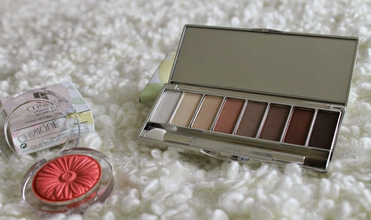 Clinique All About Shadow Natural Territory 2 Palette