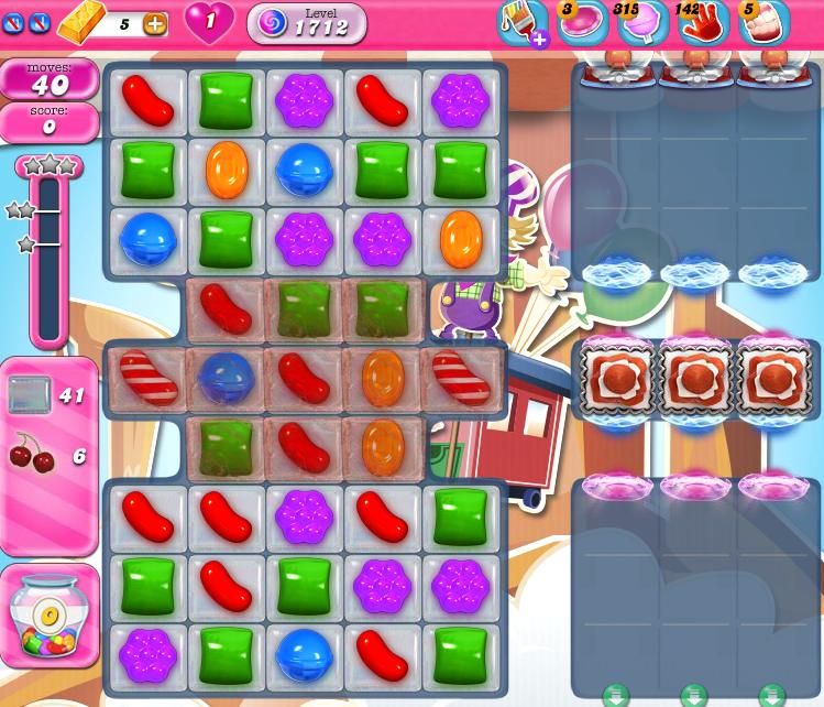 Candy Crush Saga 1712