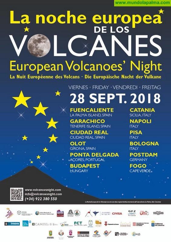 La Noche Europea de Los Volcanes