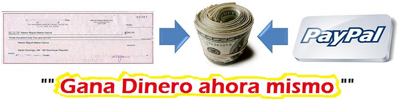 Cobrar dinero Paypal