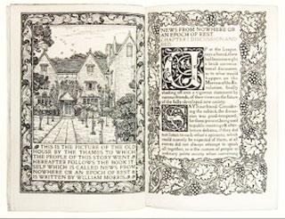 Sejarah Dan Ciri - Ciri Desain Grafis Gaya Arts And Craft Beserta Tokoh Desainer