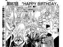 One Piece 867 manga