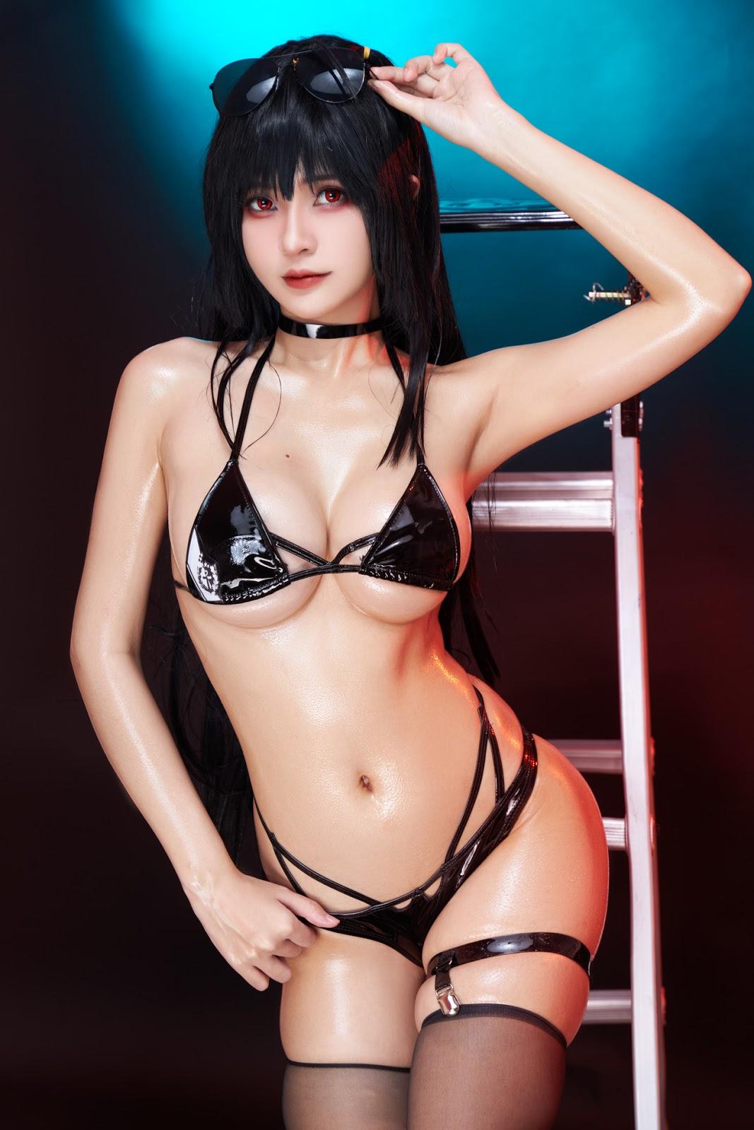 Hotgirl Cosplay Azami ( Taihou Race Queen )