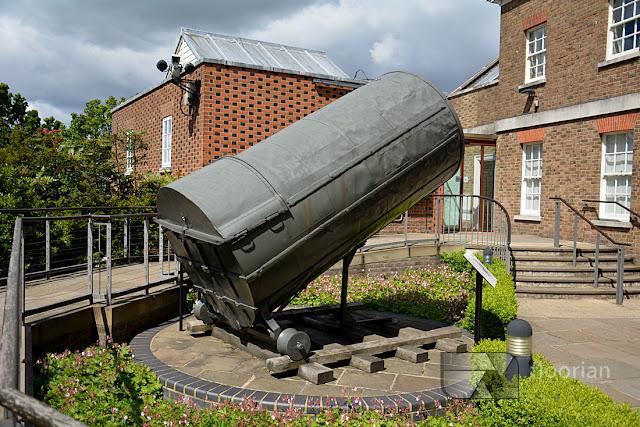Londyn w jeden dzień - Poludnik zerowy w Greenwich i Królewskie Obserwatorium Astronomiczne