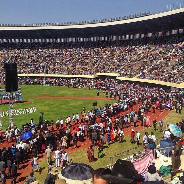 JW International Conventions in Zimbabwe