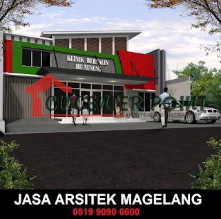 Jasa Gambar Arsitek Murah Magelang