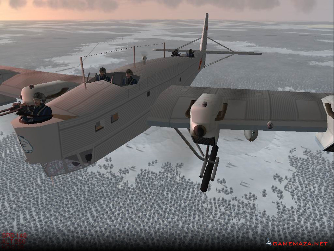Il 2 Sturmovik Forgotten Battles Free Download Game Maza