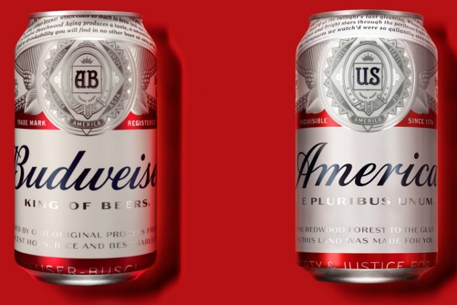 Budweiser name changed to America