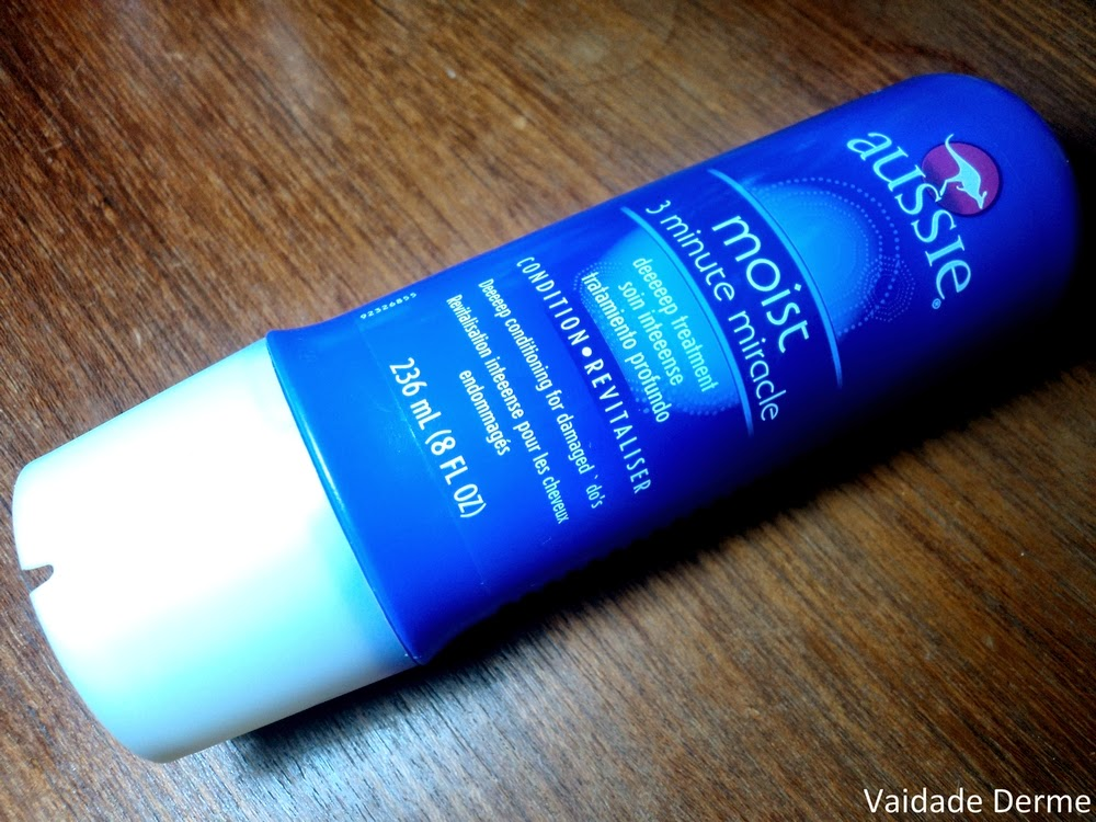 Aussie Moist 3 Minute Miracle Deep Conditioner