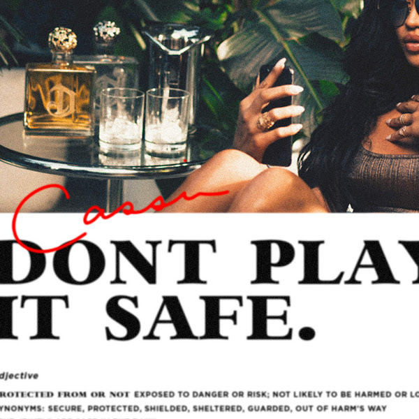 Cassie - Don't Play It Safe - Single Cover