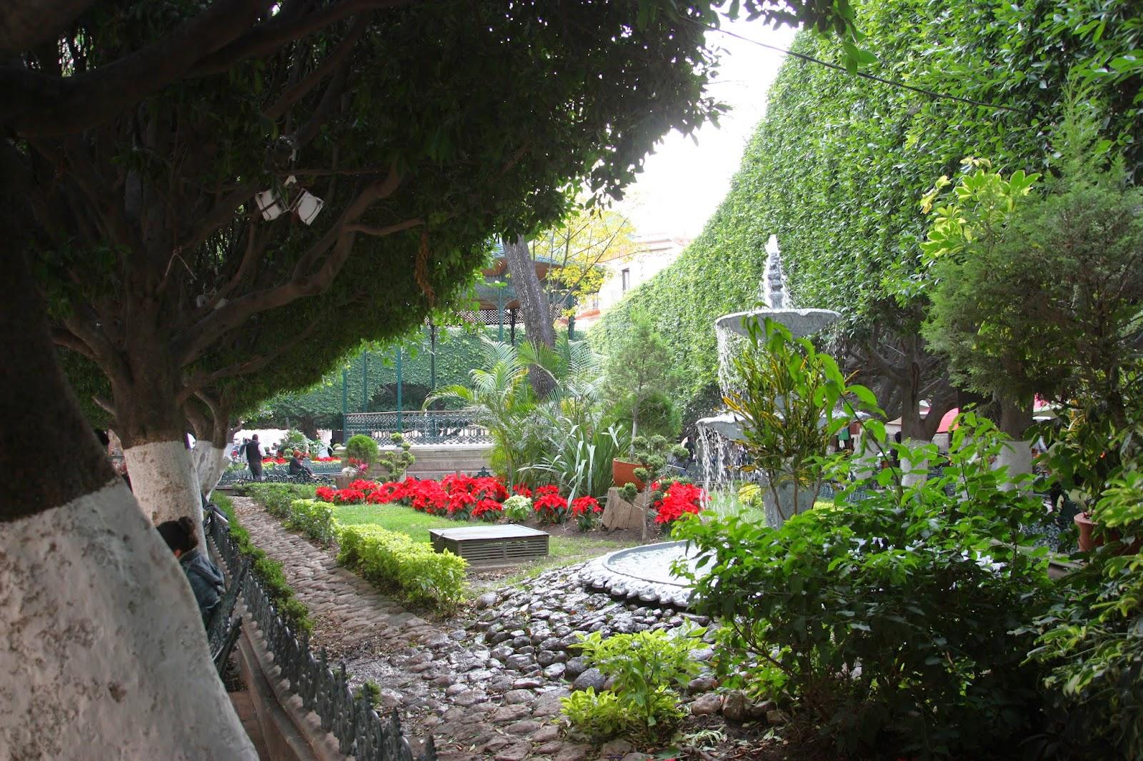 Guanajuato mes incontournables de la plus belle ville for 7 jardines guanajuato